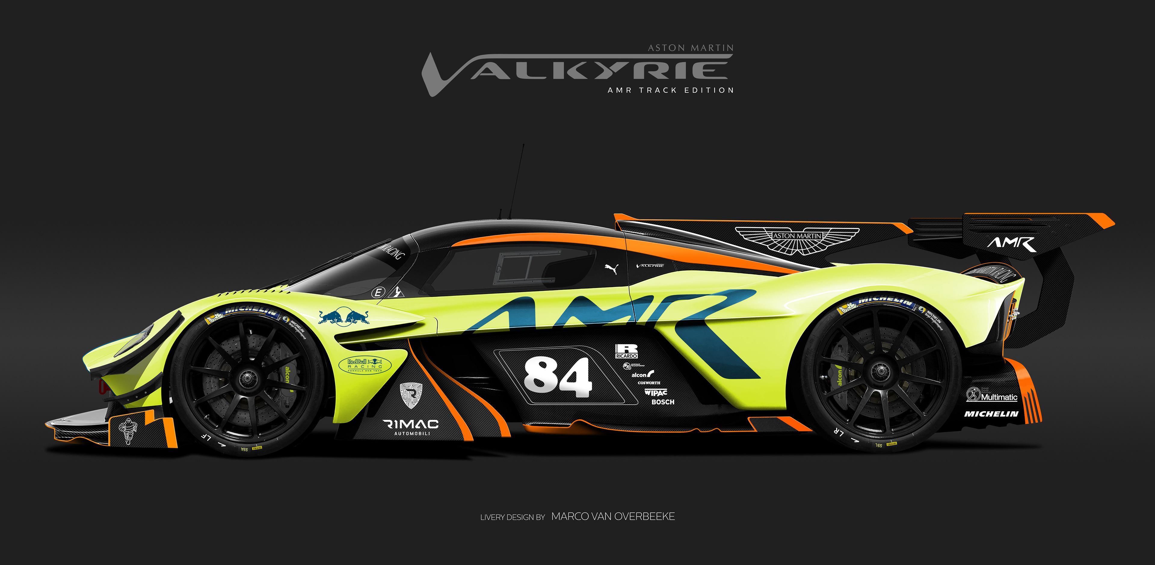 Ferrari Lmp1 2018 >> Marco van Overbeeke | freelance automotive designer - Aston Martin Valkyrie Heritage & AMR Pro ...