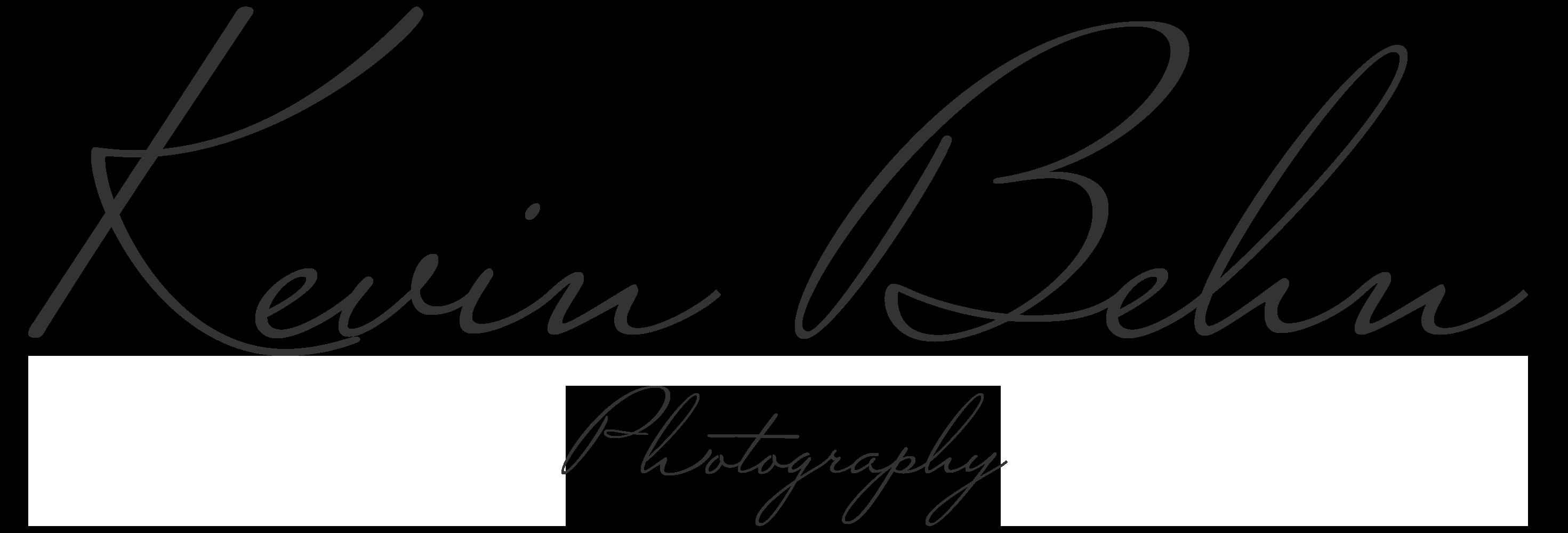Logo Hochzeitsfotograf Kevin Behn Hochzeitstotos