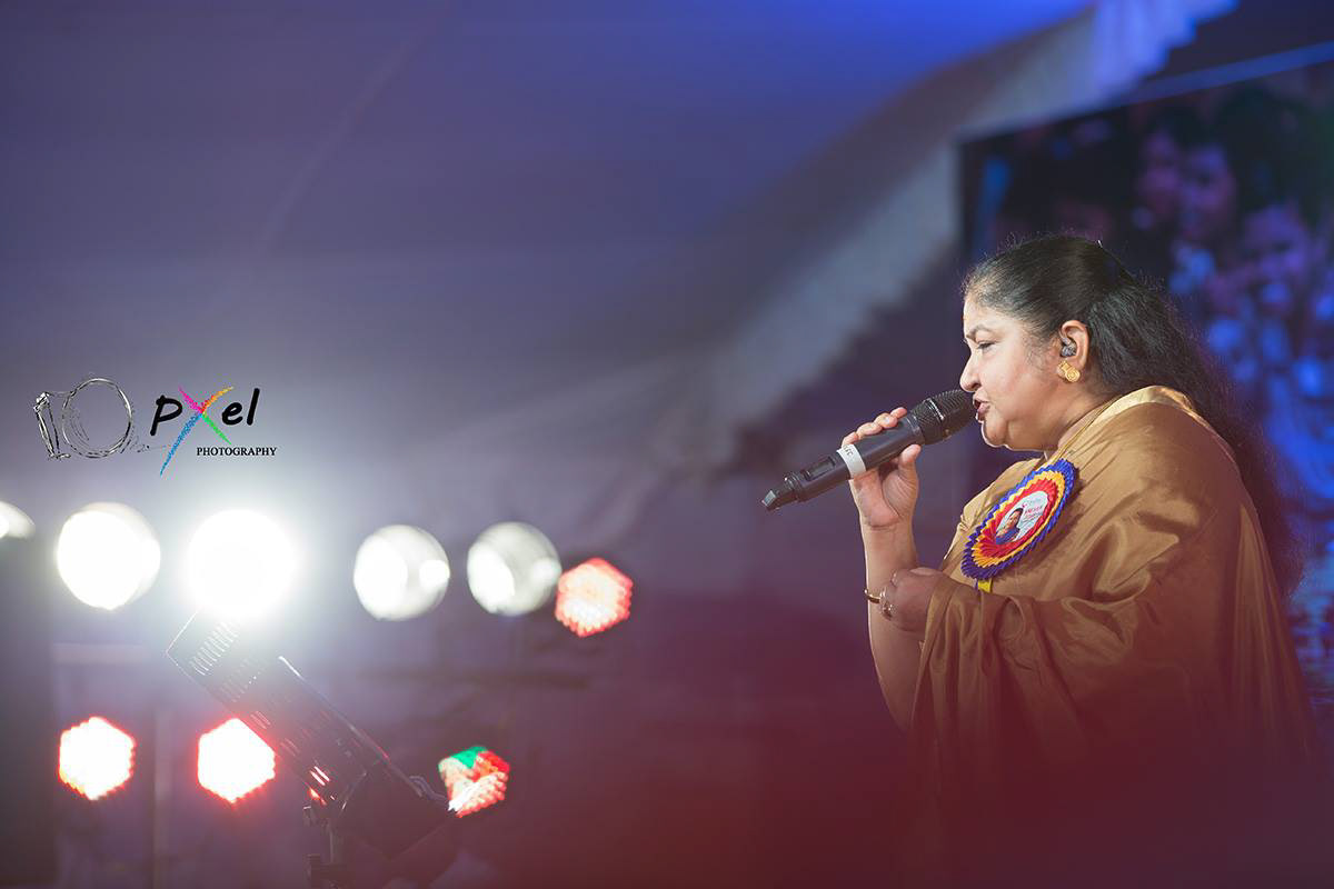 Pxel Photography - KS Chitra Concert