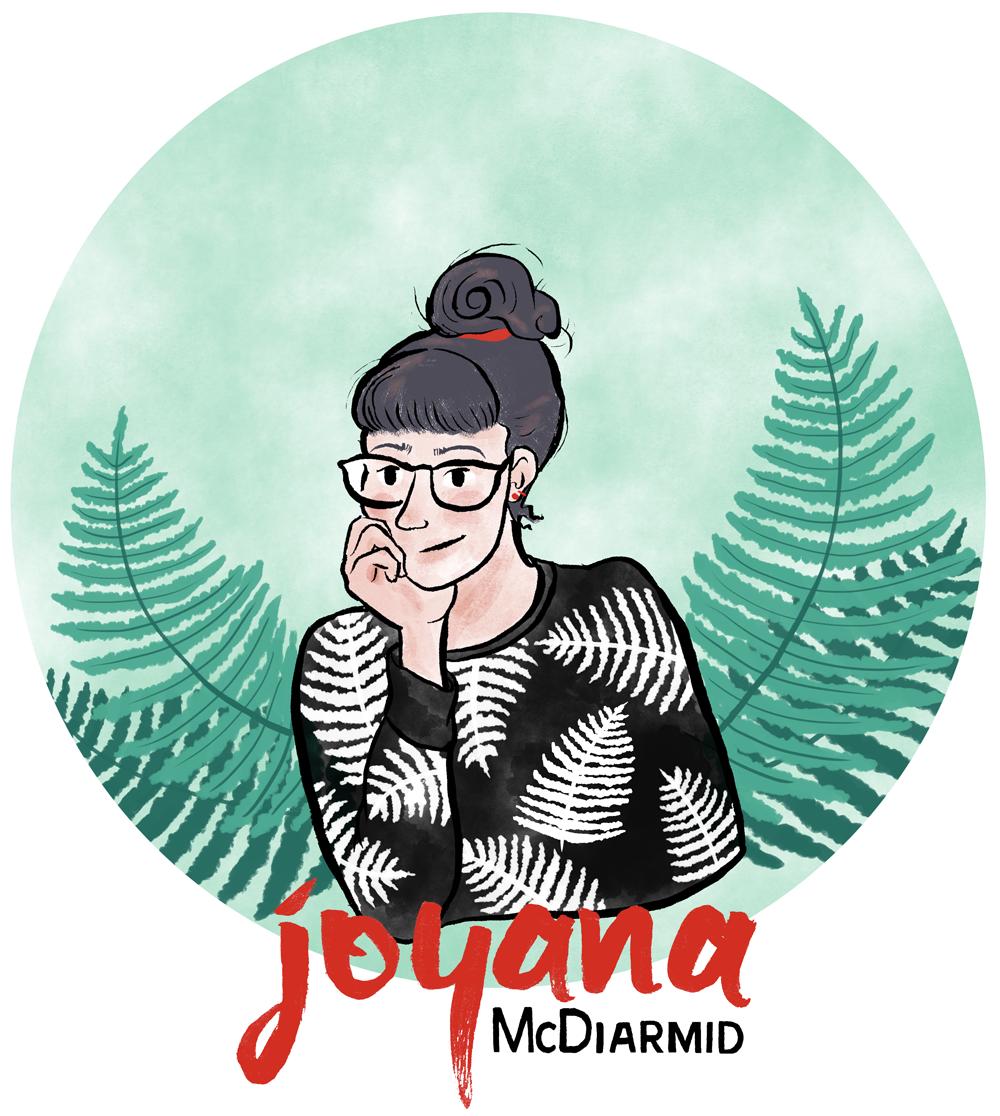 Joyana McDiarmid
