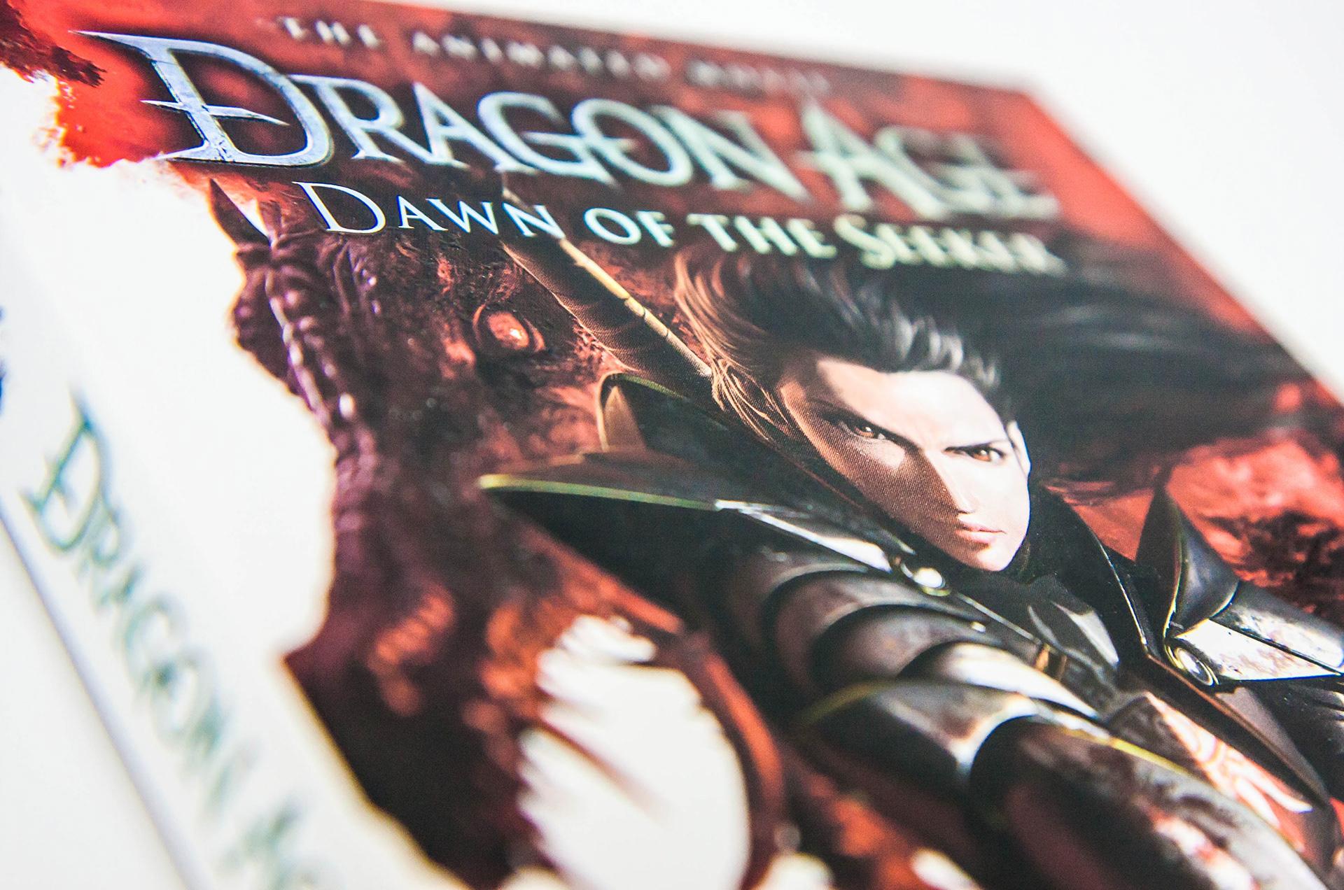 Tj Larson Dragon Age Dawn Of The Seeker