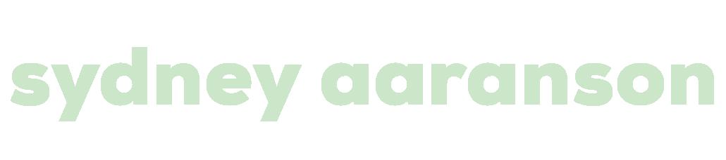 Sydney Aaranson
