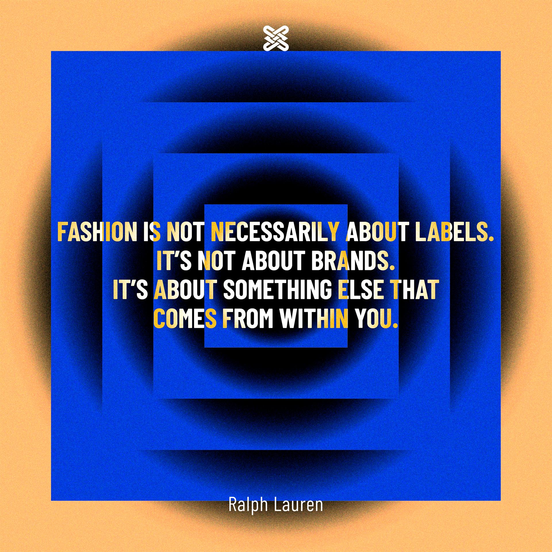 Atelier Avocado Fashion Designer Quotes