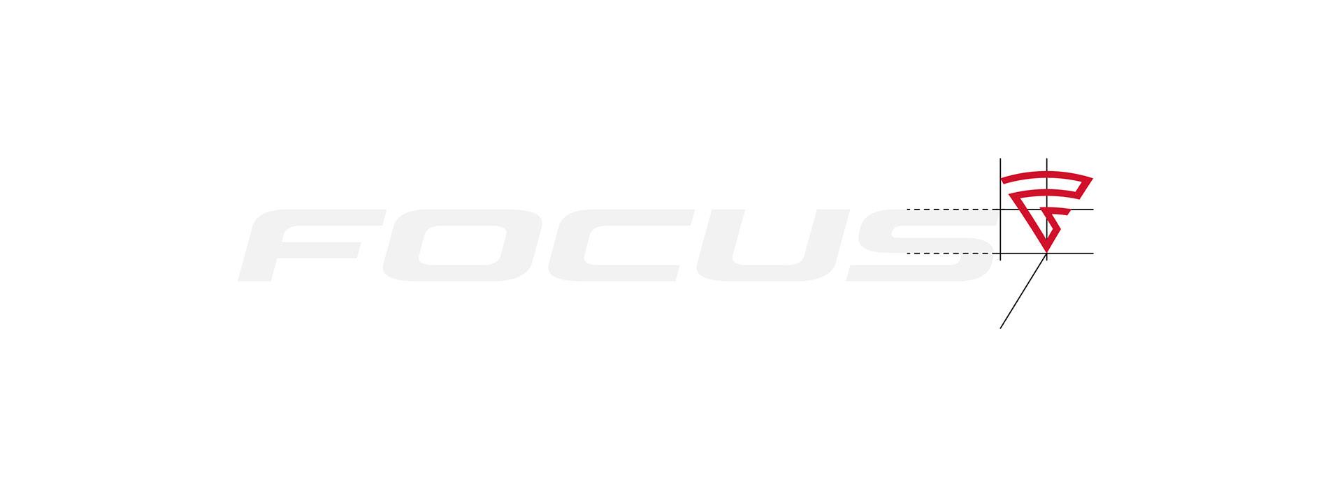 bergfest gesellschaft f r kommunikation mbh brand logo for focus bicycles. Black Bedroom Furniture Sets. Home Design Ideas