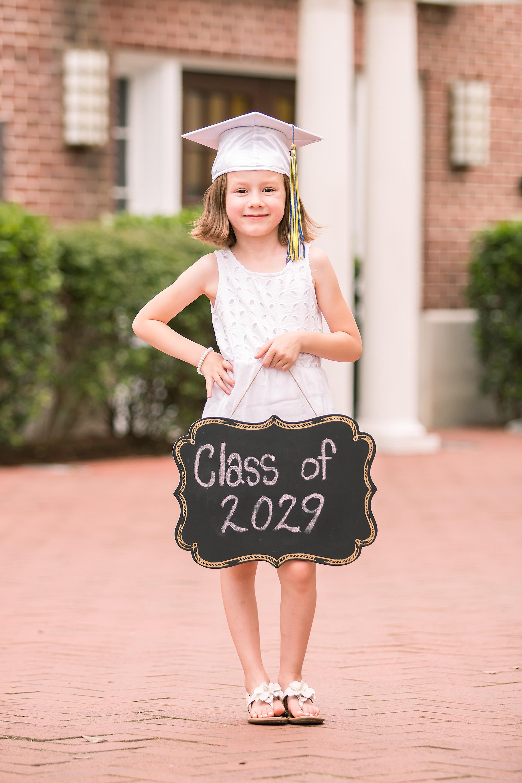 Cap and gown for kindergarten - Kindergarten Cap Gown