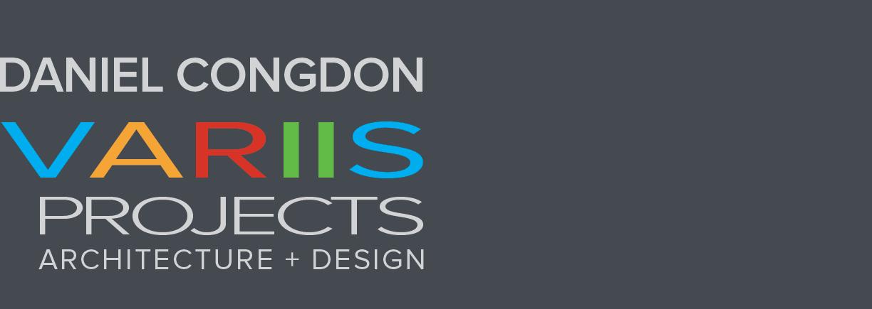 Daniel Congdon Variis Project Logo