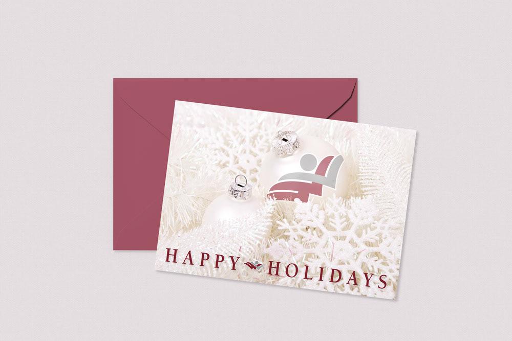 Karen hall custom holiday greeting cards west valley medical center holiday greeting card 2014 m4hsunfo