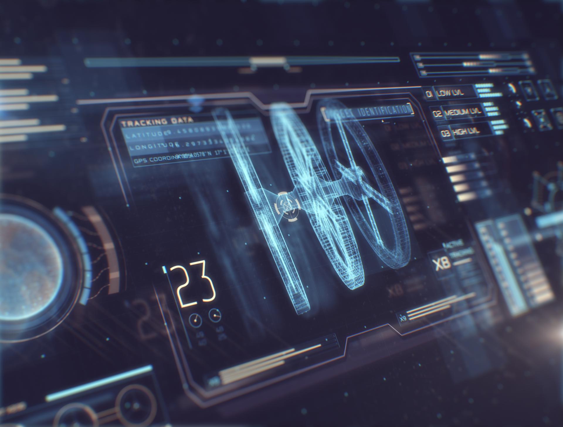 futuristic machine graphic overlay - HD1360×1064