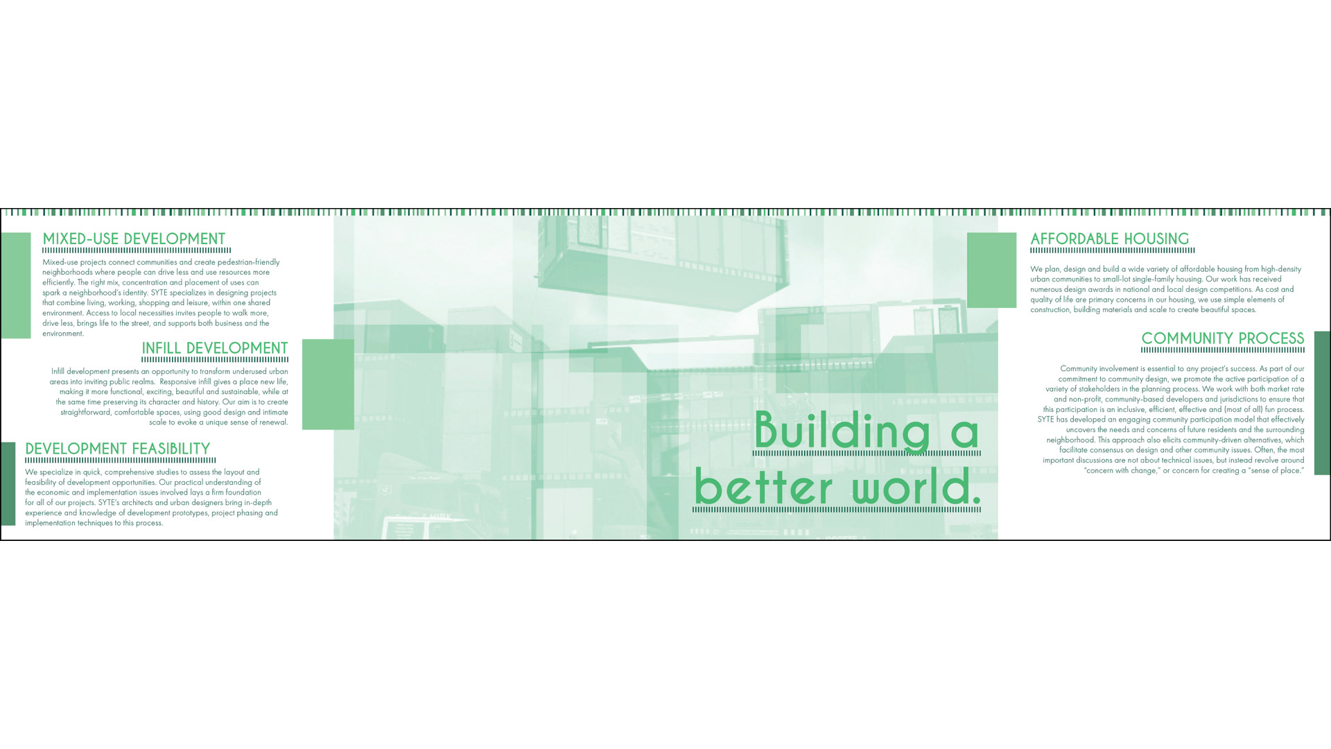 Marina Mundo - SYTE Architects