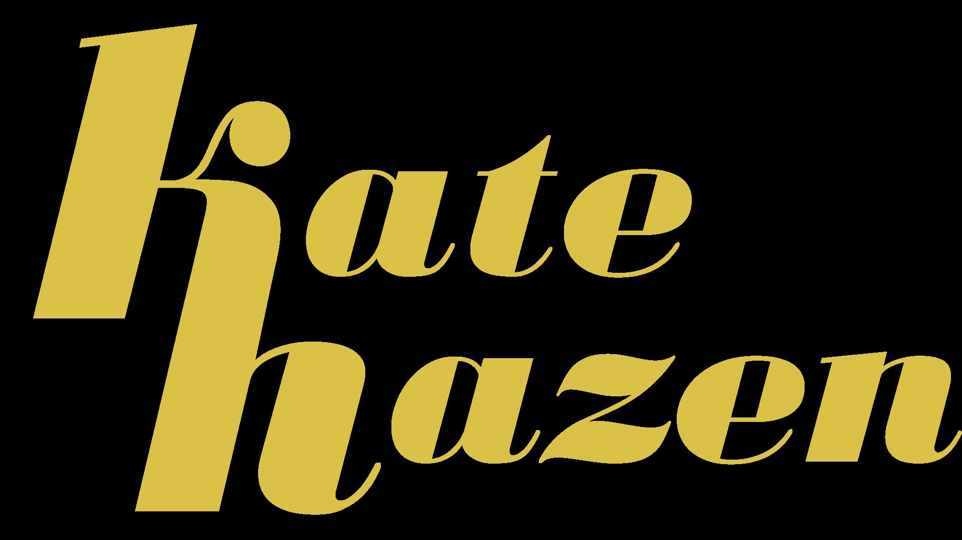 Kate Hazen